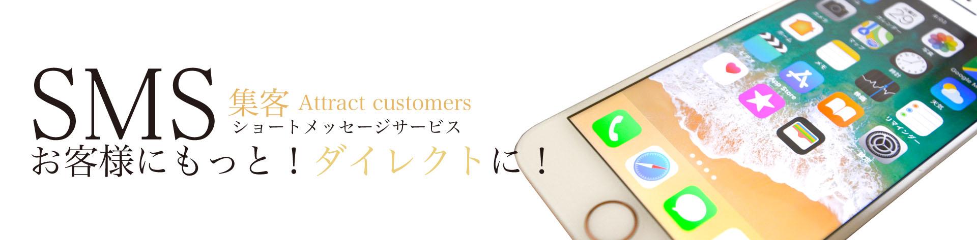 SMSショートメッセージサービス